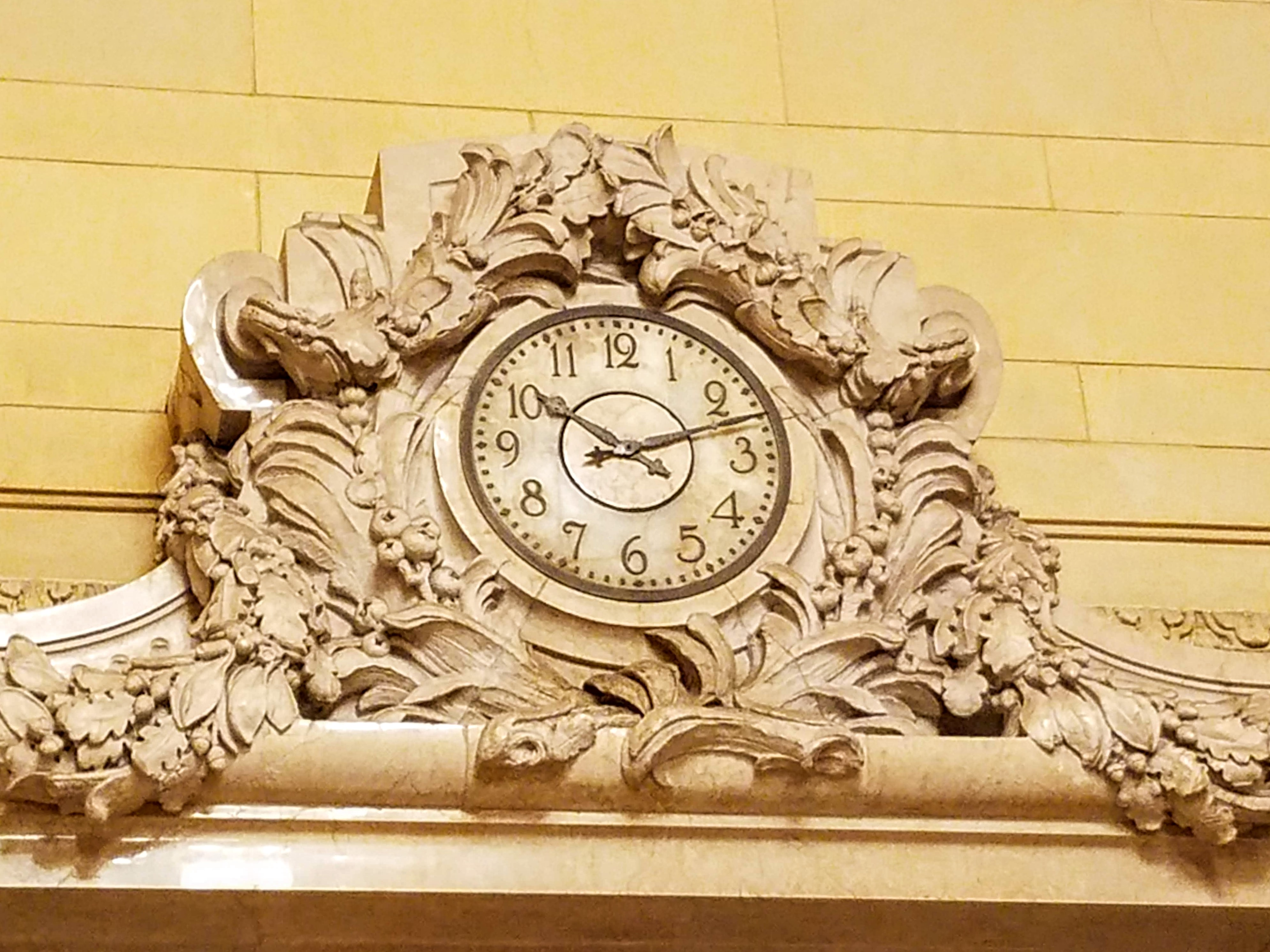 Photo Series 2: Grand Central in Detail