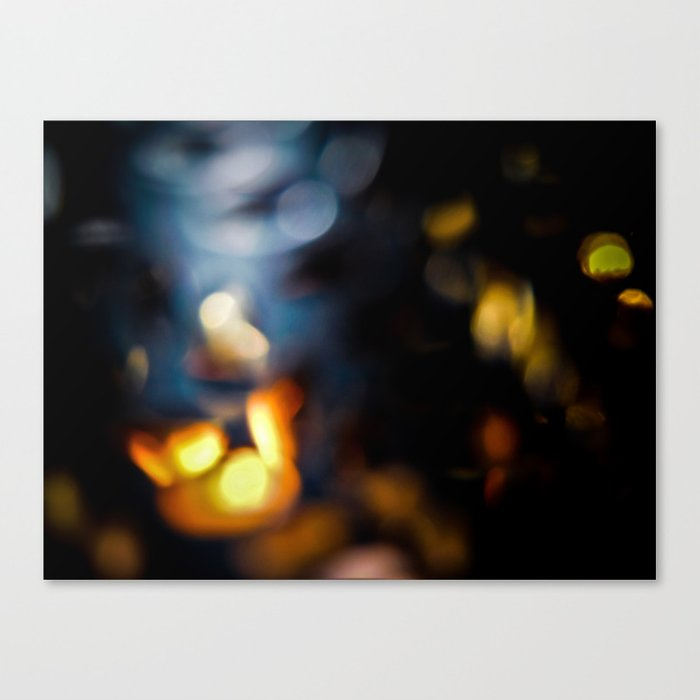 Candle Dark Print on Canvas – and many more!