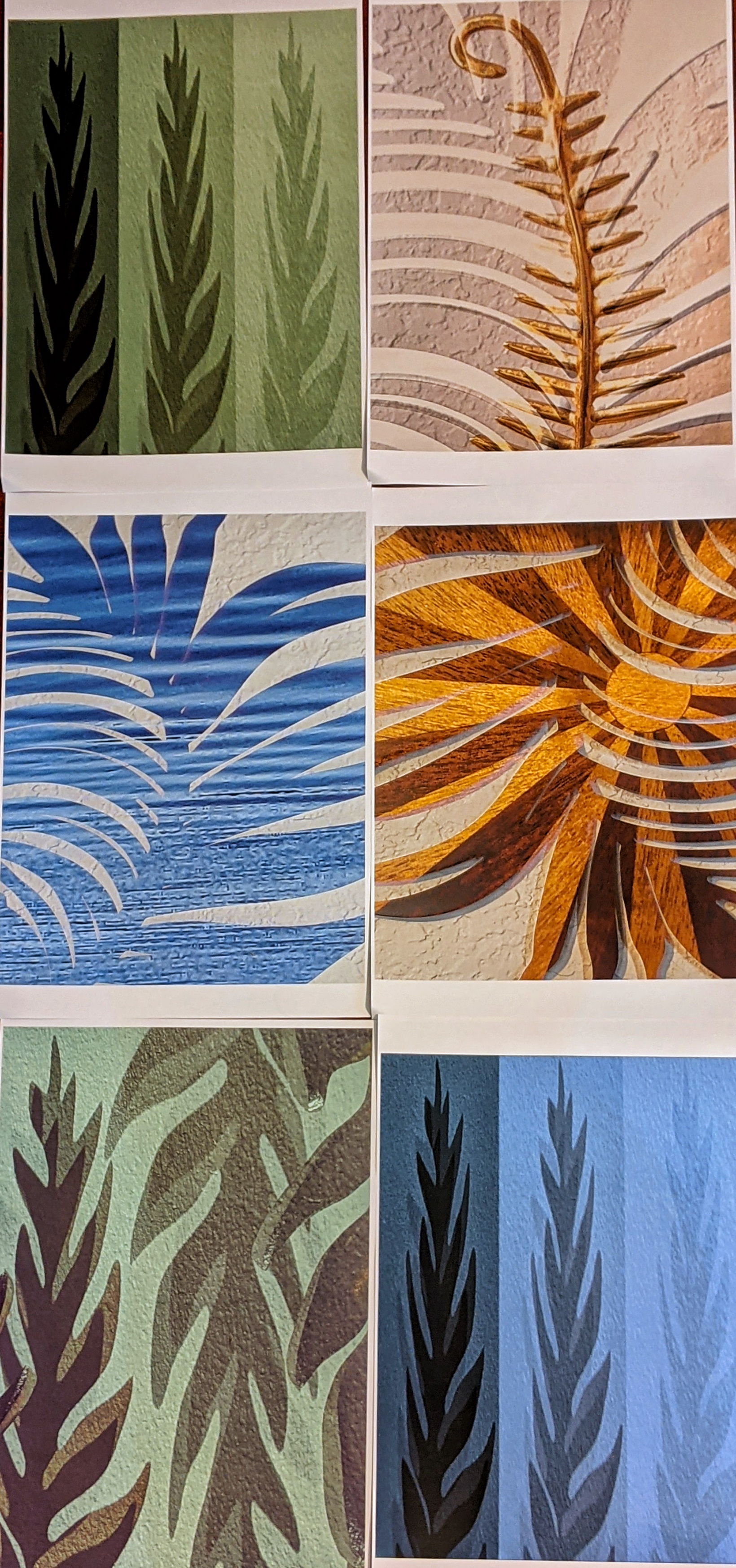 Frond Memories – the In My House Series photo series becomes Public Art
